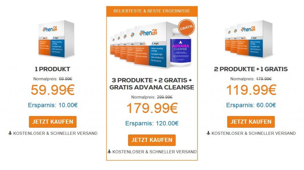 Kaufen Phen24 Schweiz